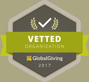 GG Vetted Badge - GlobalGiving - IAmAGirl